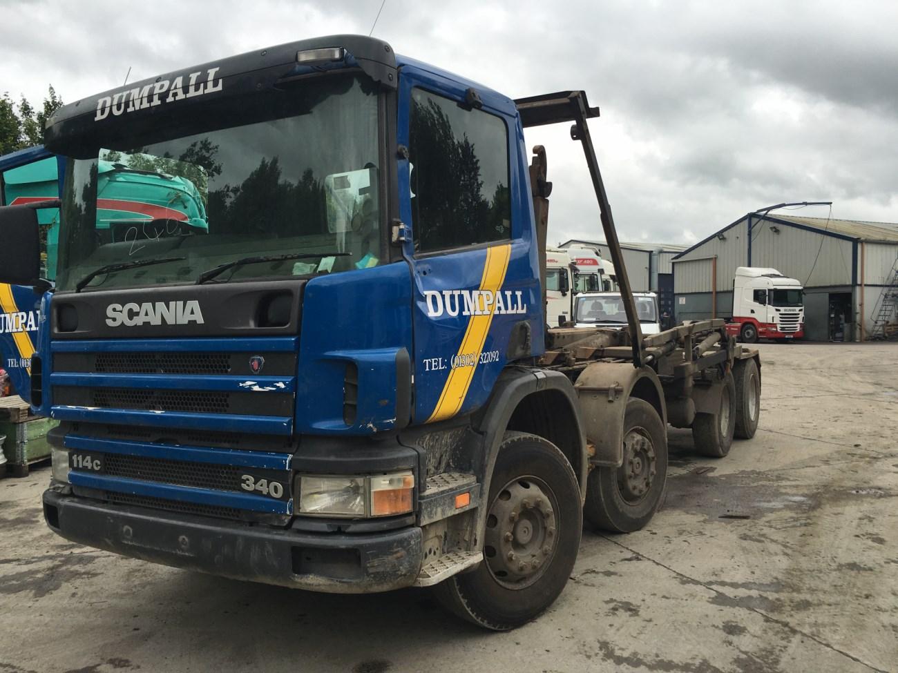 Scrap Truck Gladstone