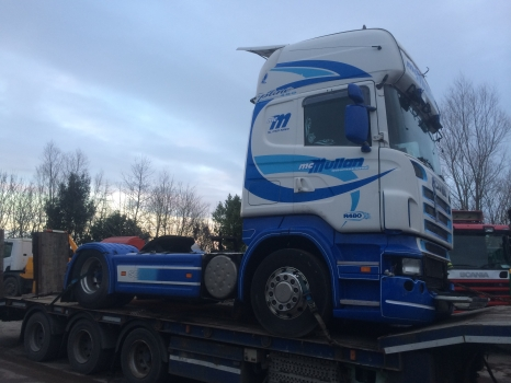 2007 Scania R480 Tractor Unit