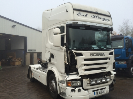 2008 Scania R500 Tractor Unit